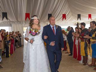 La boda de Rocio y Txarly 2