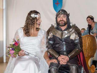 La boda de Rocio y Txarly 3