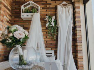 La boda de María Loreto y Adriano 3