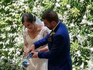 La boda de Vanessa, la novia. y Adrián, el novio. 1