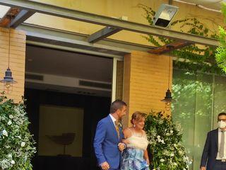La boda de Vanessa, la novia. y Adrián, el novio. 2