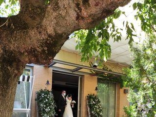 La boda de Vanessa, la novia. y Adrián, el novio. 3