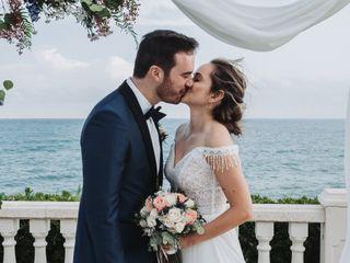 La boda de Juli y Rubén