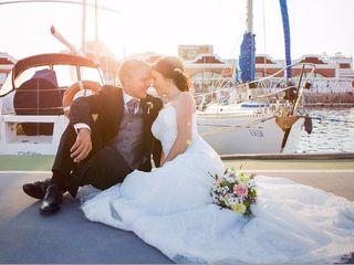 La boda de Marilin  y Jorge