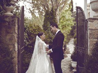 La boda de Almudena y Fran
