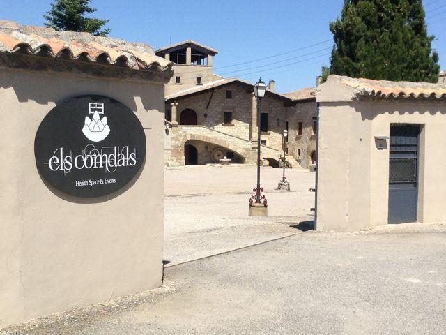 La boda de Jaume y Elia en Els Condals, Lleida 2