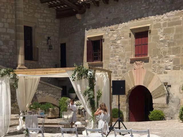 La boda de Jaume y Elia en Els Condals, Lleida 6