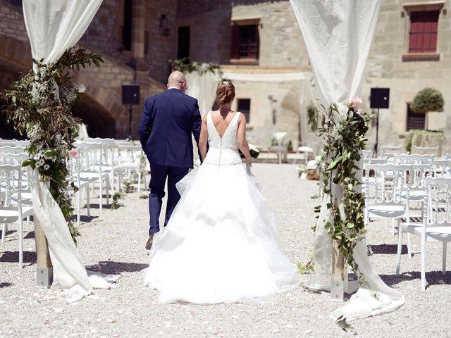 La boda de Jaume y Elia en Els Condals, Lleida 10