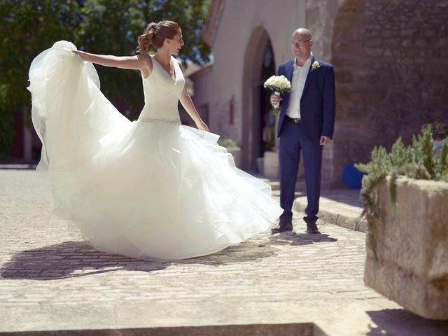 La boda de Jaume y Elia en Els Condals, Lleida 11