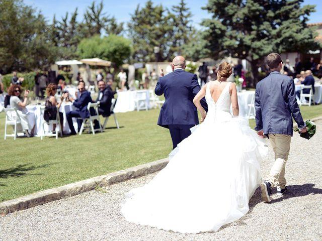 La boda de Jaume y Elia en Els Condals, Lleida 12