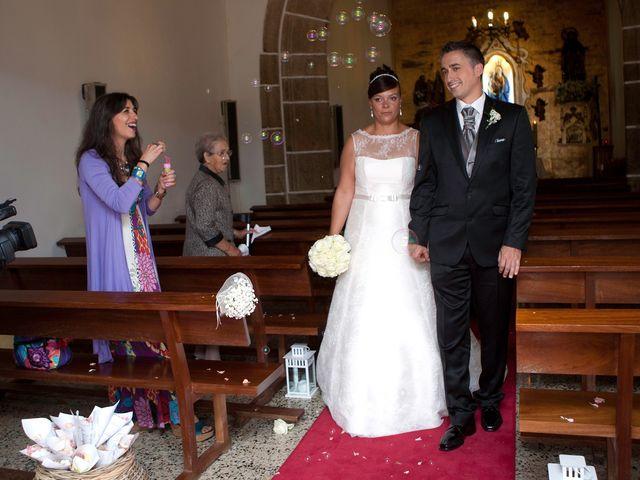 La boda de Oscar y Patri en Narón, A Coruña 11