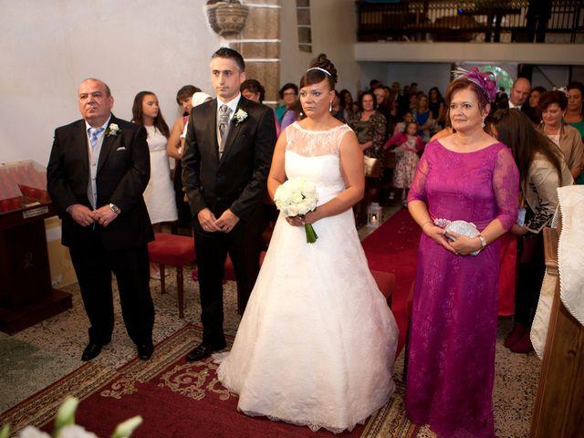 La boda de Oscar y Patri en Narón, A Coruña 9