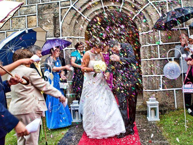La boda de Oscar y Patri en Narón, A Coruña 2