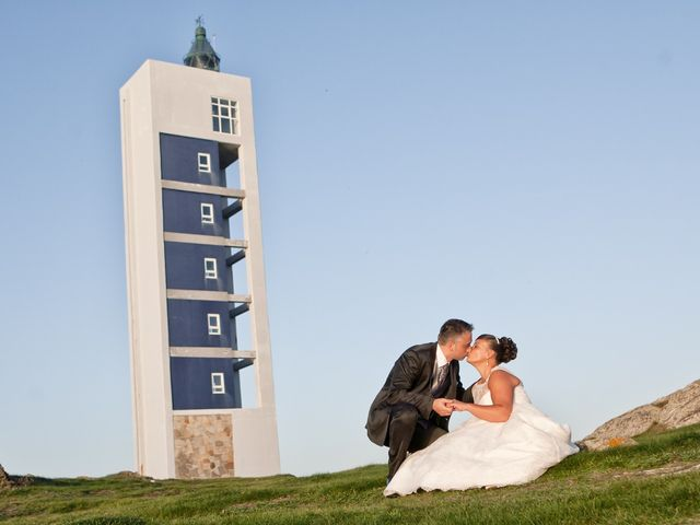 La boda de Oscar y Patri en Narón, A Coruña 12