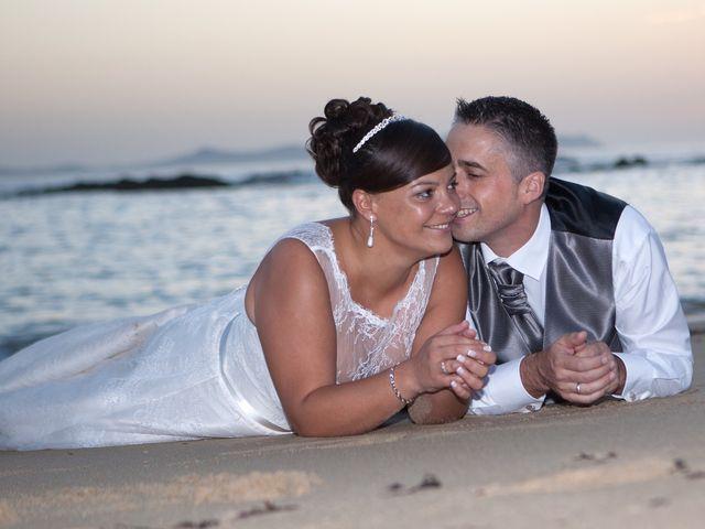 La boda de Oscar y Patri en Narón, A Coruña 13