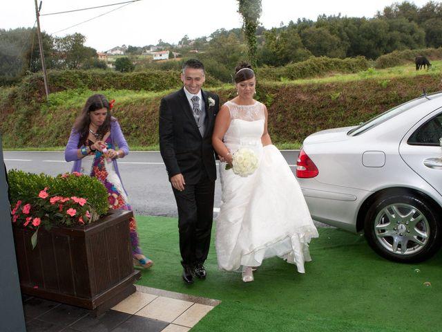 La boda de Oscar y Patri en Narón, A Coruña 16