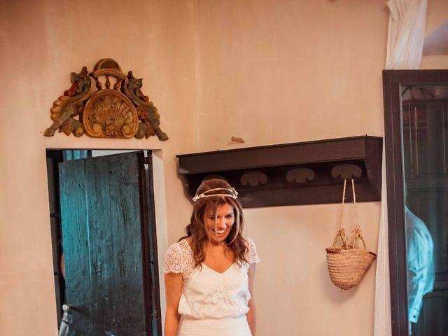 La boda de Pep y Marta en Santa Pau, Girona 19