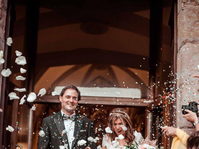 La boda de Pep y Marta en Santa Pau, Girona 33