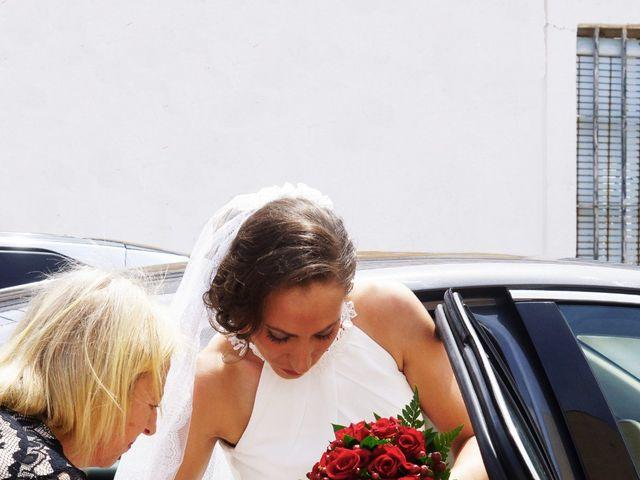 La boda de Manuel y María en San Fernando, Cádiz 7