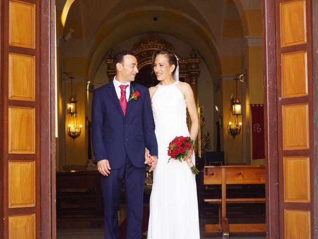 La boda de Manuel y María en San Fernando, Cádiz 1