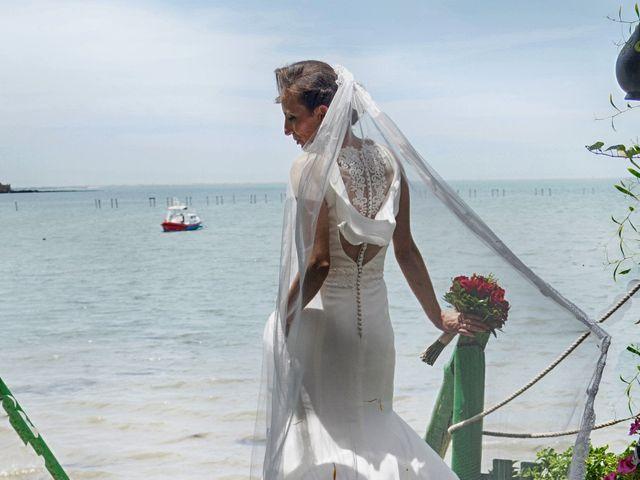 La boda de Manuel y María en San Fernando, Cádiz 19
