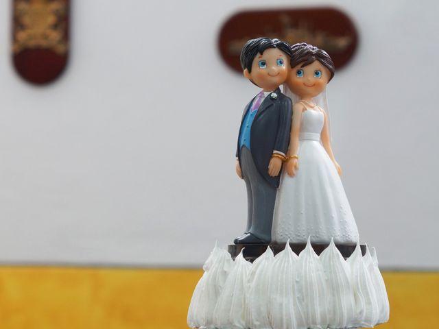 La boda de Manuel y María en San Fernando, Cádiz 34