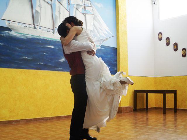 La boda de Manuel y María en San Fernando, Cádiz 45