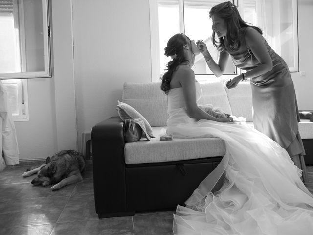 La boda de Sergio y Andrea en Guadalajara, Guadalajara 11