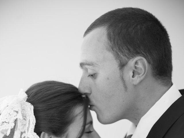 La boda de Sergio y Andrea en Guadalajara, Guadalajara 14
