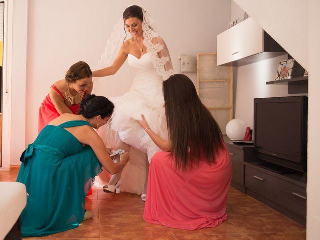 La boda de Sergio y Andrea en Guadalajara, Guadalajara 16