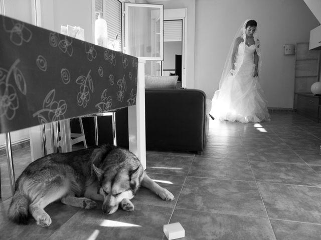 La boda de Sergio y Andrea en Guadalajara, Guadalajara 18