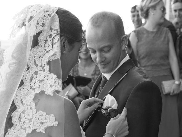 La boda de Sergio y Andrea en Guadalajara, Guadalajara 20