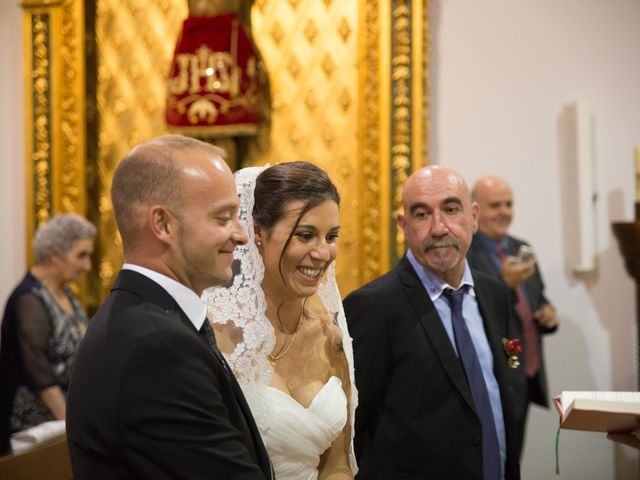 La boda de Sergio y Andrea en Guadalajara, Guadalajara 22