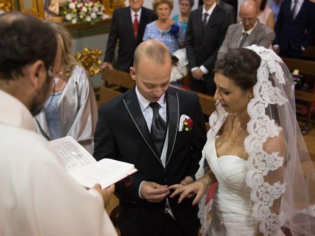 La boda de Sergio y Andrea en Guadalajara, Guadalajara 23