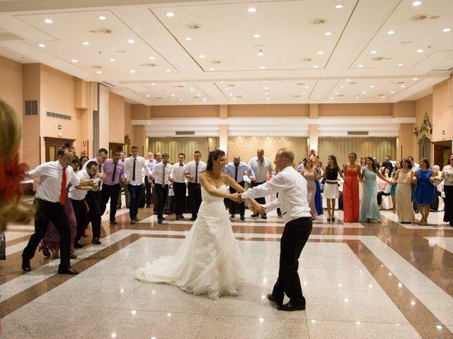 La boda de Sergio y Andrea en Guadalajara, Guadalajara 37