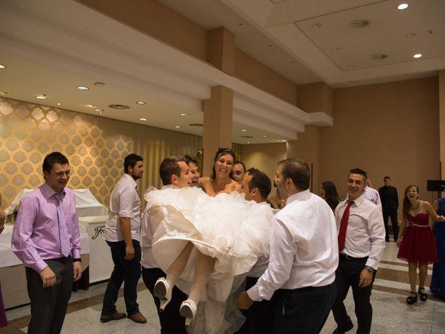 La boda de Sergio y Andrea en Guadalajara, Guadalajara 39