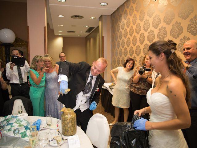 La boda de Sergio y Andrea en Guadalajara, Guadalajara 42
