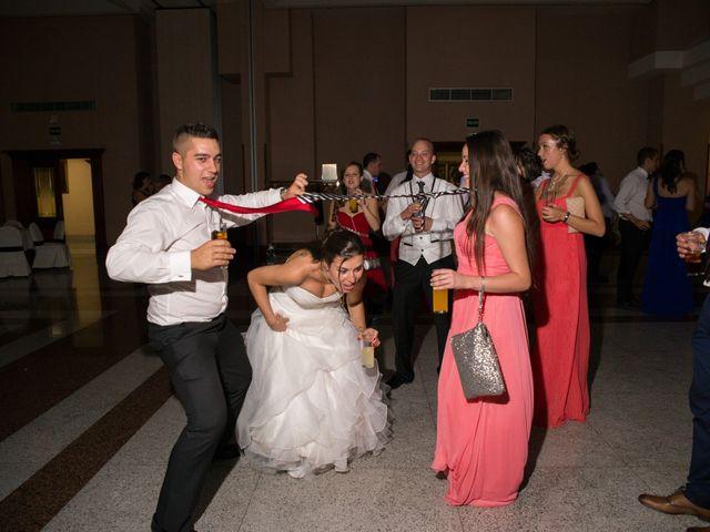 La boda de Sergio y Andrea en Guadalajara, Guadalajara 49
