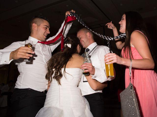 La boda de Sergio y Andrea en Guadalajara, Guadalajara 50