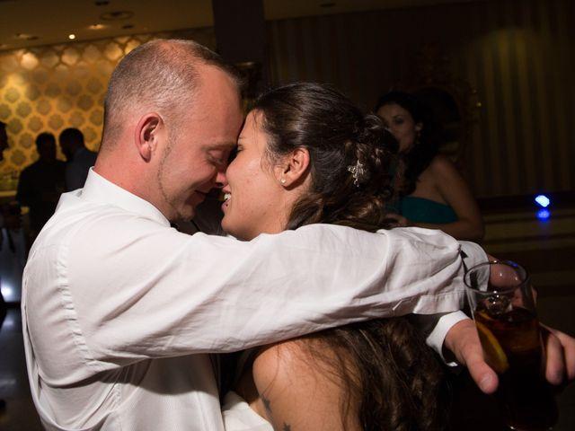 La boda de Andrea y Sergio