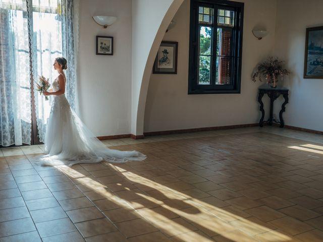 La boda de Sergi y Ines en Sant Vicenç De Montalt, Barcelona 5