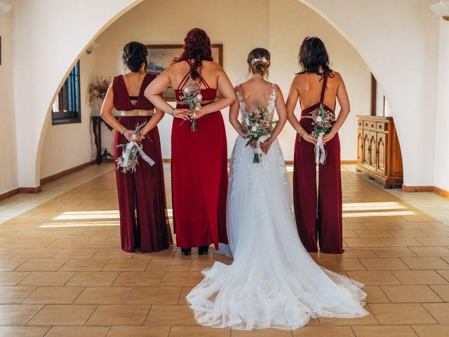La boda de Sergi y Ines en Sant Vicenç De Montalt, Barcelona 6