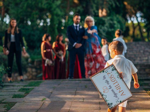 La boda de Sergi y Ines en Sant Vicenç De Montalt, Barcelona 7