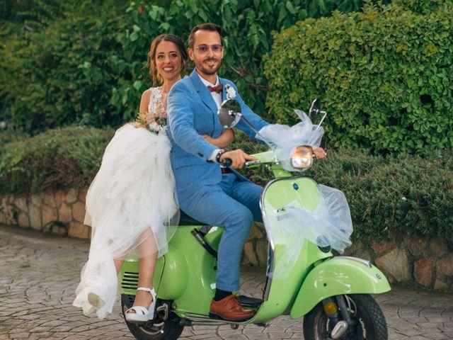 La boda de Sergi y Ines en Sant Vicenç De Montalt, Barcelona 8