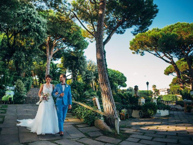 La boda de Sergi y Ines en Sant Vicenç De Montalt, Barcelona 9