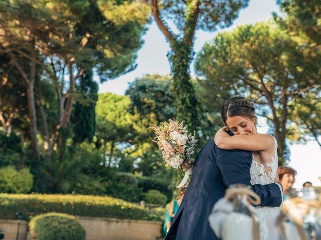 La boda de Sergi y Ines en Sant Vicenç De Montalt, Barcelona 10