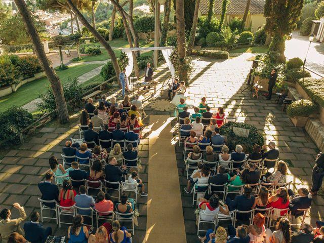 La boda de Sergi y Ines en Sant Vicenç De Montalt, Barcelona 12