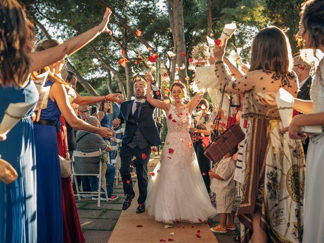 La boda de Sergi y Ines en Sant Vicenç De Montalt, Barcelona 14