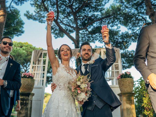 La boda de Sergi y Ines en Sant Vicenç De Montalt, Barcelona 15