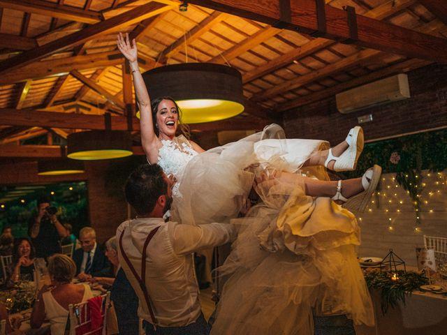 La boda de Sergi y Ines en Sant Vicenç De Montalt, Barcelona 22